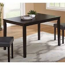 48 inch rectangular dining table ansa rectangular dining table 48 x 30 inches rubber wood 4 people