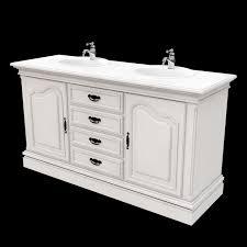 provence double sink vanity lightwaver