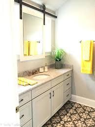 Sliding Bathroom Mirror Sliding Bathroom Mirror Sliding Mirror With Barn Door Hardware