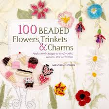 100 beaded flowers charms u0026 trinkets perfect little designs to