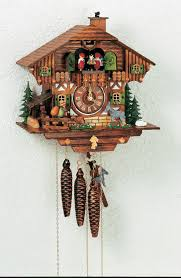 Cuckoo Clock Germany 1 Day Mechanical Cuckoo Clock Black Forest