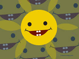 smiley laughing showing teeth wallpaper by sl designs com clip
