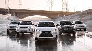 lexus crossovers lexus nx f sport wins motor trend luxury compact crossover