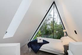 modern and luxurious tiny a frame cabin in waiheke island