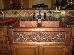 Copper Sinks Shine With Easy Maintenance - Copper sink kitchen