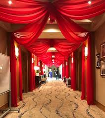 ceiling draping ceiling draping rental in at premiere events
