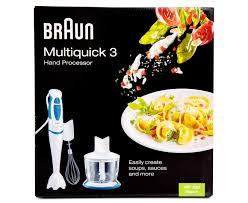 cuisine braun braun multiquick 3 blender white blue great daily deals at