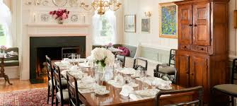 The Maine Dining Room Freeport Me The Captain Jefferds Inn Kennebunkport Maine Distinctive Inns