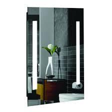 creators civis cval2436led led alexander lighted bathroom mirror