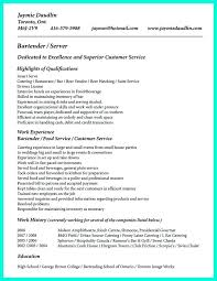 Cocktail Server Resume 173 Best Resume Images On Pinterest Resume Ideas Resume Tips