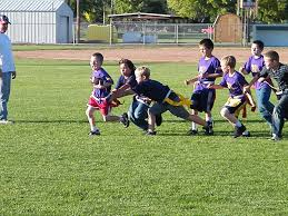 Coed Flag Football Flag Football Uintah Recreation District