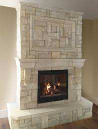 fireplace veneer binhminh decoration