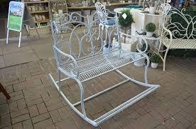 ascalon heritage double rocking seat greenacres garden centre