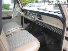 2000 Ford F250 Interior 1969 Ford Truck Colors The Exterior Color Code Indicates The