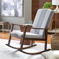 mid century modern indoor rocking chairs hayneedle