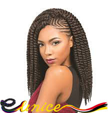 braided extenions hairstyles african hairstyles crochet senegalese twists 14 16 havana mambo