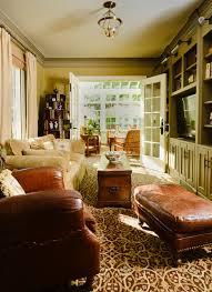 Tudor Cottage Interiors Stucco Tudor Cottage Craftsman Living Room San Francisco