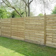 grange elite st esprit fence panel garden street