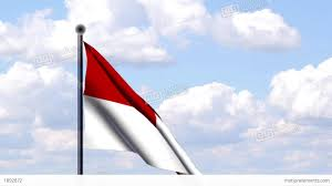Flag Of Indonesia Image Animated Flag Of Indonesia Indonesien Stock Animation 1892872