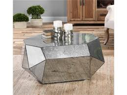 mesmerizing mirrored coffee table with mirror mesmerizing mirrored coffee table with glass and wood