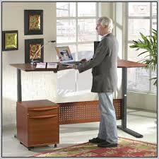 adjustable standing desk amazon desk home design ideas