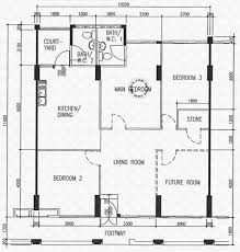 floor plans for choa chu kang avenue 4 hdb details srx property