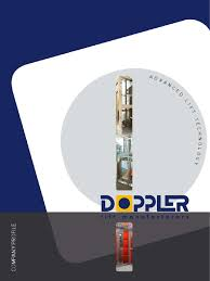 doppler elevators elevator door
