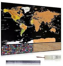 map of us states poster scratch world map poster with us states and country flags