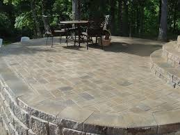Types Of Pavers For Patio Southern Tradition Pavers Charleston And Smooth Tumbled