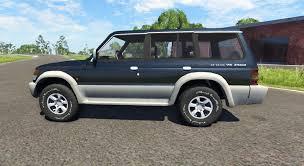 pajero mitsubishi 2015 pajero 1993 for beamng drive