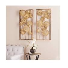 yosemite home decor cream flower with branches framed painting