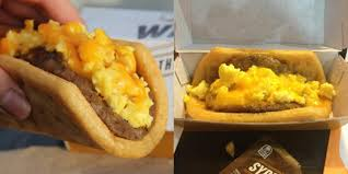 real photos of taco bell s new breakfast items are different