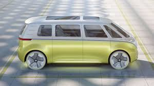 the vw i d buzz concept is the electric microbus of tomorrow