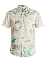 channels bruz short sleeve shirt eqywt03447 quiksilver