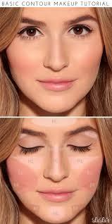 lulus how to basic contour makeup tutorial contours makeup and