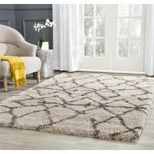 taupe and grey area rug wayfair
