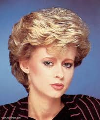 1980s short wavy hairstyles short hairstyles from the 1980s hair
