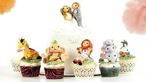 squirrel cake topper squirrel cake topper cupcake toppers tutorial babycakes site