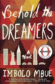 amazon com behold the dreamers oprah u0027s book club a novel