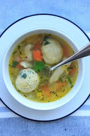 chicken soup with matzo balls u2014 goldfinch u0026 scout
