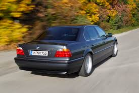 bmw 750il e38 25 years of bmw 12 cylinder engines pinterest