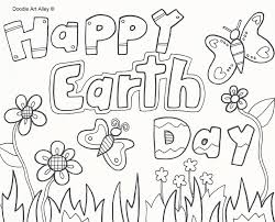 thanksgiving day coloring sheets earth day coloring pages doodle art alley