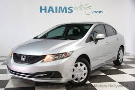 2013 used honda civic 2013 used honda civic sedan 4dr automatic lx at haims motors