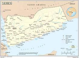 where is yemen on the map yemen international organization for migration