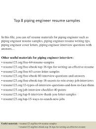 Sample Resume For Construction Superintendent by Piping Designer Resume Sample Resume Samples Construction Sample