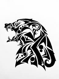 celtic bear claw tattoo bear