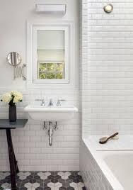 bathroom ideas white tile 30 black and white bathroom tiles in a small bathroom ideas and