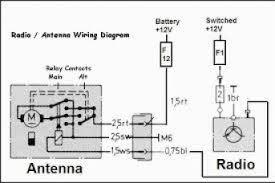 wiring diagram for electric car aerial wiring diagram
