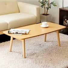 Rounded Edge Coffee Table - collection in folding coffee table ikea with simple retro wood