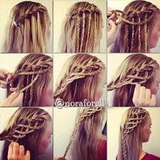 Einfache Frisuren Selber Machen Offene Haare by Schnell Und Einfach Gehende Diy Trendy Frisuren